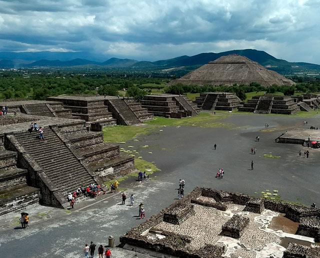 Туры по Мексике
